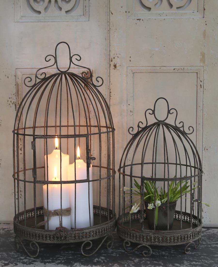 deko vogelk fig nostalgie k fig dekok fig voliere antik. Black Bedroom Furniture Sets. Home Design Ideas