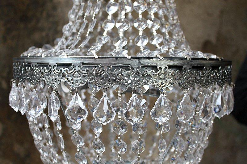 Kronleuchter lüster lampe antik vintage landhaus shabby ...