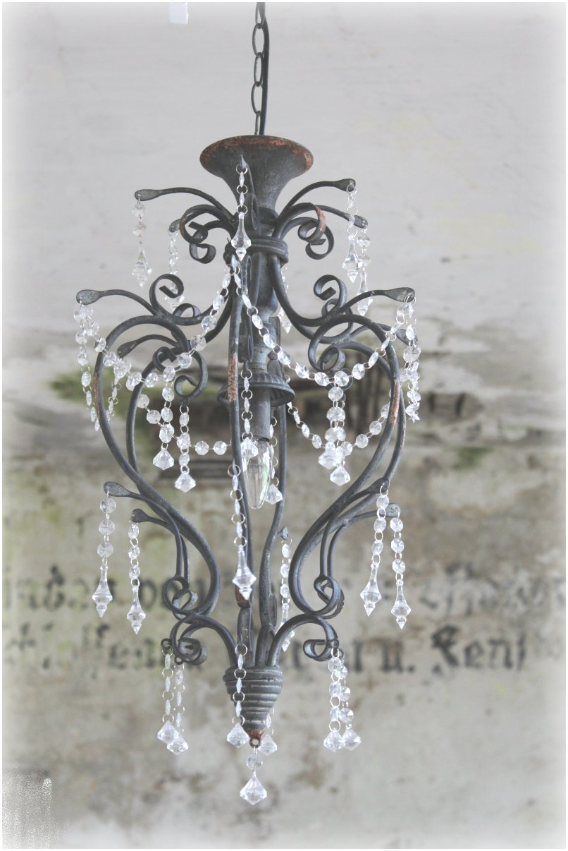 kronleuchter l ster landhausstil shabby chic antik vintage lampe h ngelampe neu ebay. Black Bedroom Furniture Sets. Home Design Ideas