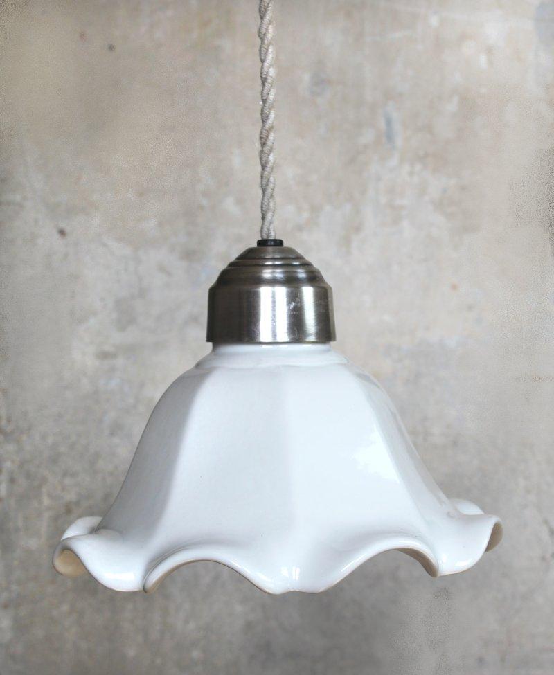 chic antique lampe deckenleuchte vintage shabby landhaus antik pendelleuchte ebay. Black Bedroom Furniture Sets. Home Design Ideas