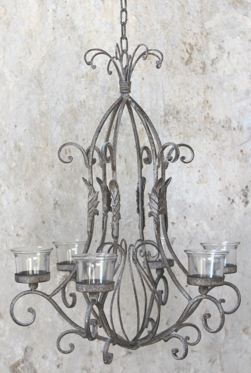 Kronleuchter Mit Echten Kerzen ~ Hausdesignhub.co