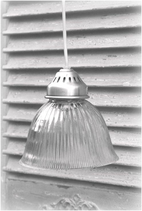 lampe glas deckenlampe h ngelampe vintage shabby k che glaslampe pendelleuchte ebay. Black Bedroom Furniture Sets. Home Design Ideas